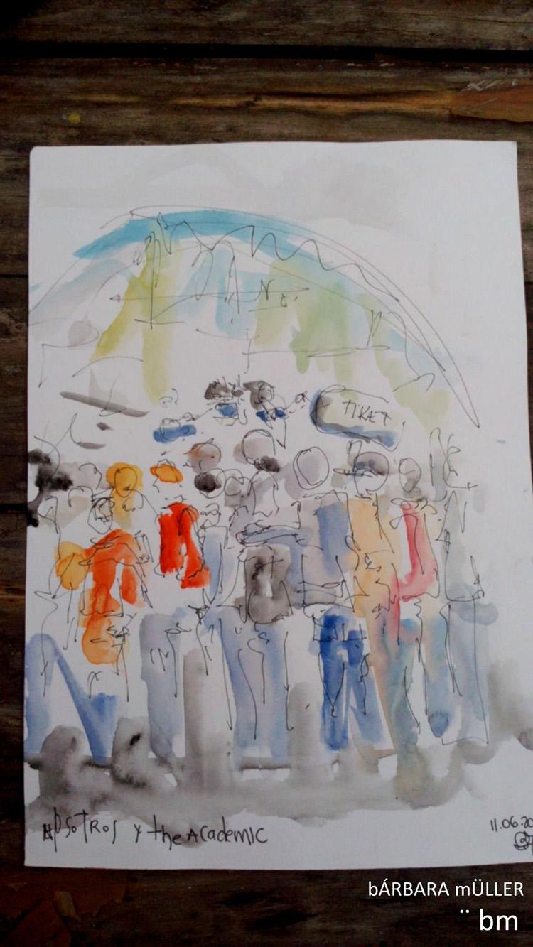 Música bmarquitecta bárbara Müller outline dibujos urban sketchers lifestyle nopuedoparardedibujar watercolour lanzarote canarias lifestlyle cultura Lanzarote arte contemporáneo usklanzarote insitu AMATRIA AURORA AND THE BETRAYES CIENPIES NI CABEZA GASPARD ROYANT MI CAPITAN SUPERSUBMARINA THE ACADEMIC el grifo la geria los perdomo taberna de niño malvasía volcánica weekend arenao consejo regulador vinos wine music rubicon sushi minato mercado diescisiete la florida