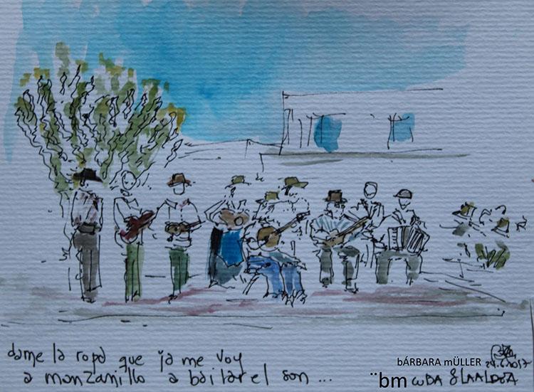 Música bmarquitecta bárbara Müller outline dibujos urban sketchers lifestyle nopuedoparardedibujar watercolour lagraciosa canarias lifestlyle cultura Lanzarote arte contemporáneo usklanzarote insitu PARRANDALOSLOS TOLEDO music timple caletadesebo parrandeando elcolorao usklanzarote
